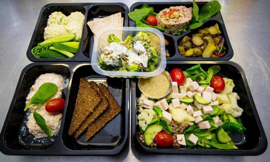 Catering dietetyczny – Simply Fit