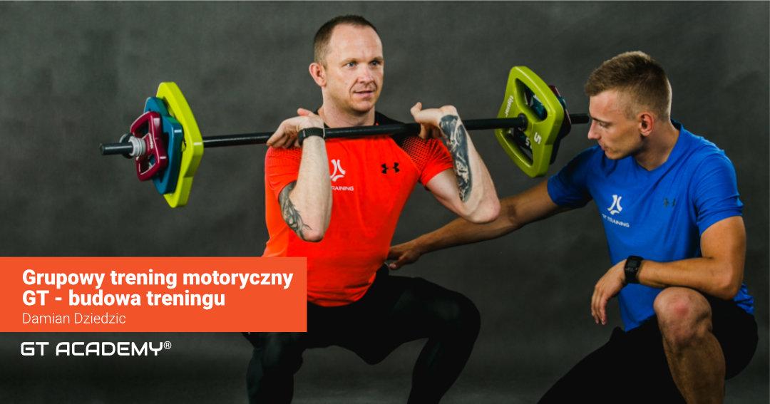 Jak zbudowany jest trening GT?